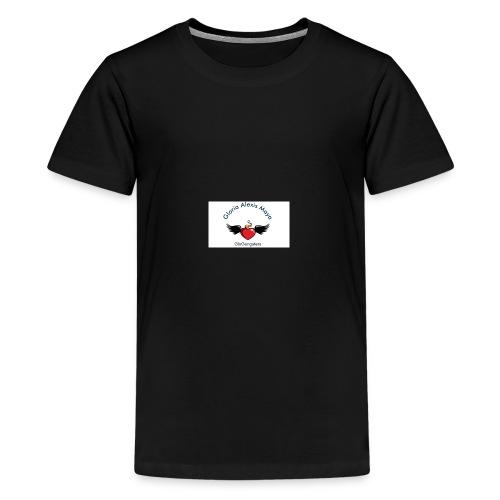 wdsygfucyhasjuxoki - Kids' Premium T-Shirt