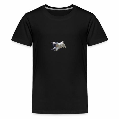 Pug Puppy - Kids' Premium T-Shirt