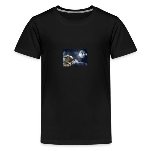 Space Dog - Kids' Premium T-Shirt