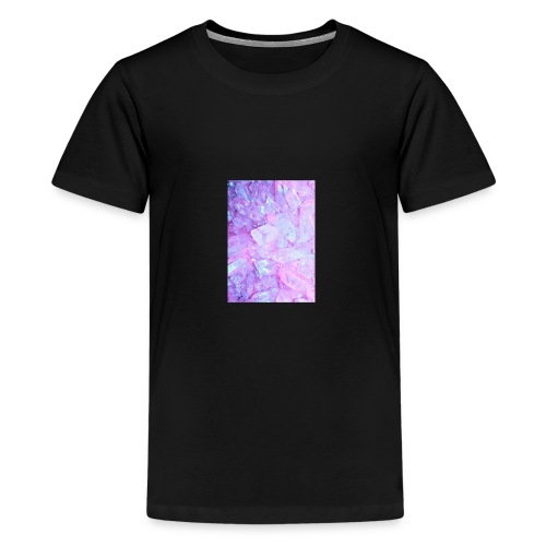 crystals tee - Kids' Premium T-Shirt