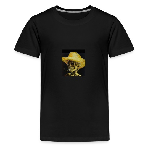 smoking dead - Kids' Premium T-Shirt