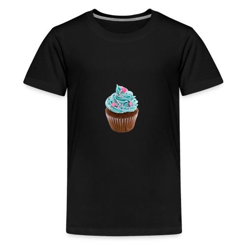 Cupcake mug - Kids' Premium T-Shirt