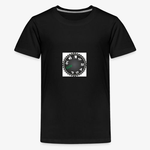 Everyone is a photographer until... - Kids' Premium T-Shirt
