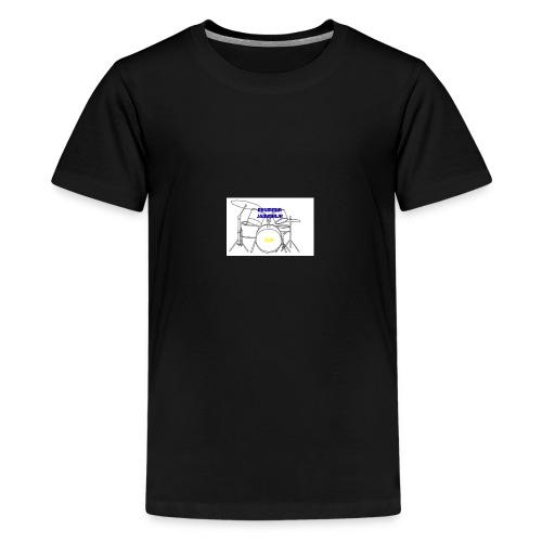 Drummin JamminJR - Kids' Premium T-Shirt