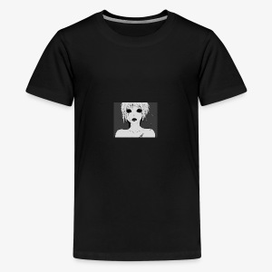dead bithc - Kids' Premium T-Shirt