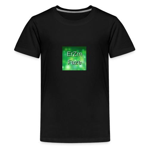 ErZm Faze Logo (MEMBER) - Kids' Premium T-Shirt
