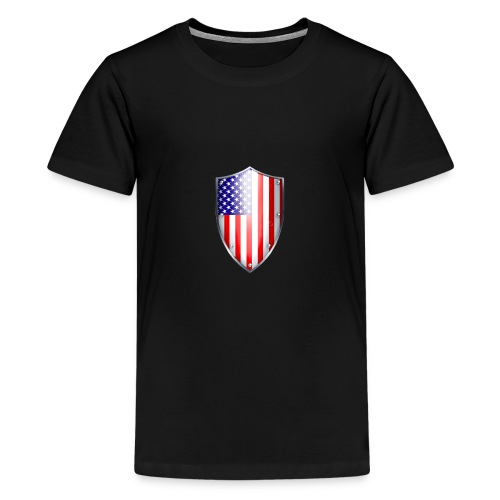 shield small - Kids' Premium T-Shirt