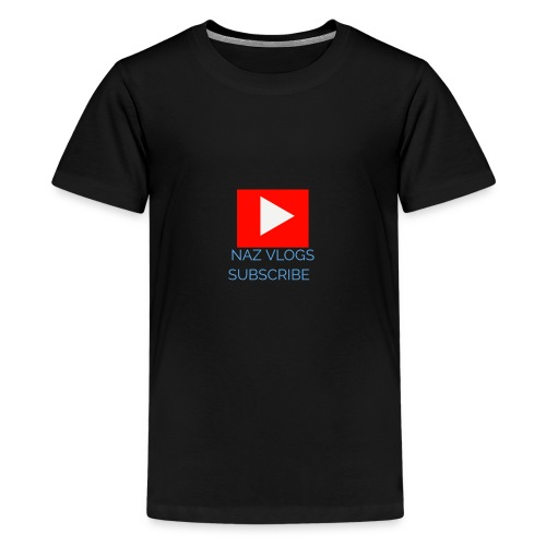 What up viewers i hope you by some merch and enjoy - Kids' Premium T-Shirt