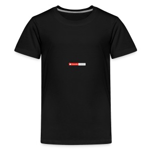 The state of my channel - Kids' Premium T-Shirt