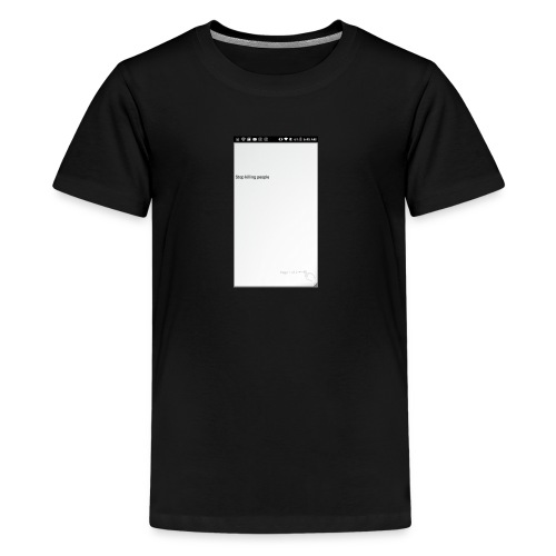 Screenshot 2017 07 24 06 45 37 - Kids' Premium T-Shirt