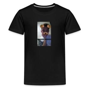 Snapchat 839021424 - Kids' Premium T-Shirt