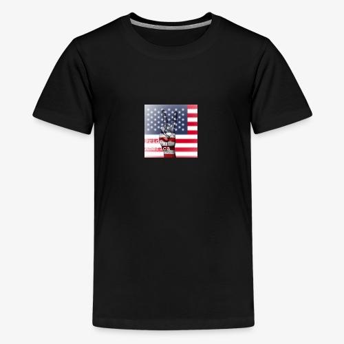 Pride America - Kids' Premium T-Shirt