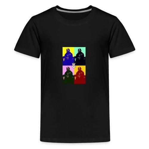 2018 gangsta life - Kids' Premium T-Shirt