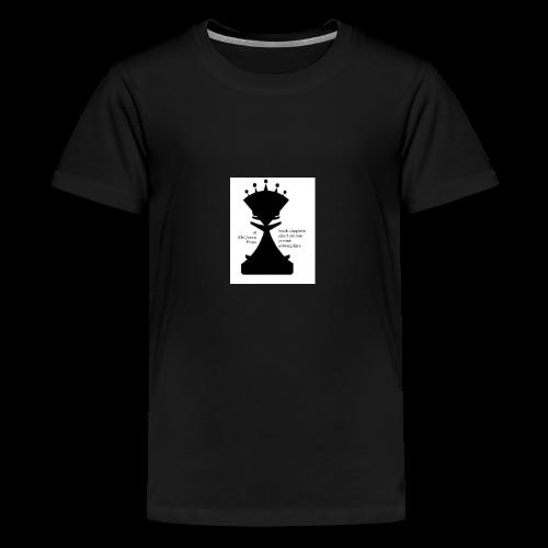 LogoImage2WordsLarge - Kids' Premium T-Shirt