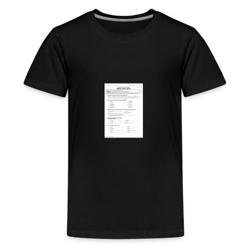 85e57f808add91d21cfcfb965d2b59a1 - Kids' Premium T-Shirt