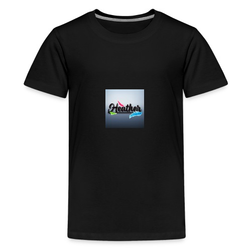 Heather - Kids' Premium T-Shirt