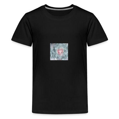 HAUNTED HEART - Kids' Premium T-Shirt