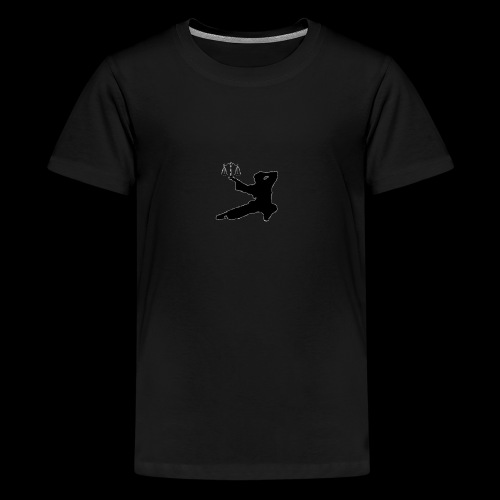 Lawyer Fu Logo - Simple - Kids' Premium T-Shirt