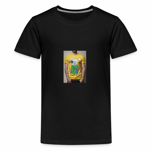 CABEÇA - Kids' Premium T-Shirt