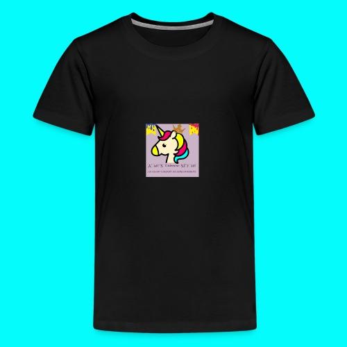 KME'S LOGO - Kids' Premium T-Shirt