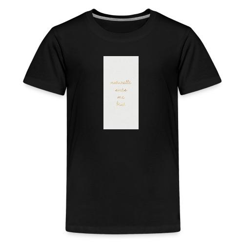 Naturelle Suits Me iPhone Case - Kids' Premium T-Shirt