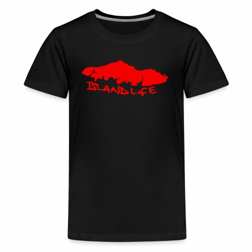 Island Life - Kids' Premium T-Shirt