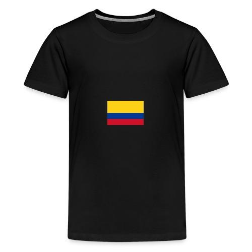 Colombia - Kids' Premium T-Shirt