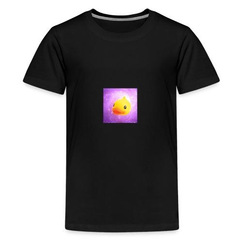Hippoduck Logo - Kids' Premium T-Shirt