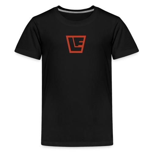 La Fortuna logo - Kids' Premium T-Shirt
