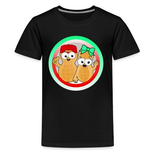 CoupleofNutts - Kids' Premium T-Shirt