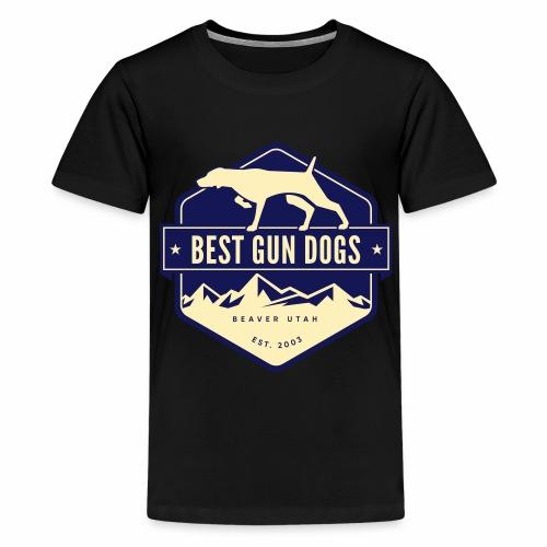logo color - Kids' Premium T-Shirt