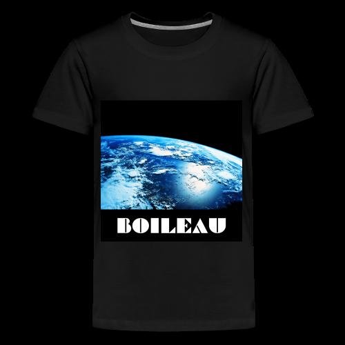 13 - T-shirt premium pour ados