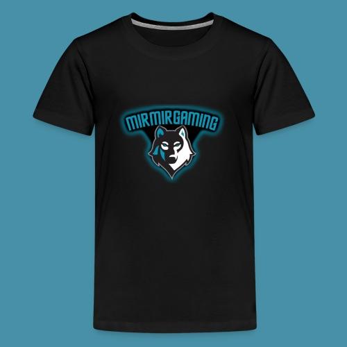 mirmirgaming shirt with logo - Kids' Premium T-Shirt