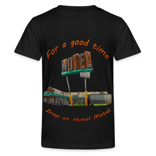 hotelmotel - Kids' Premium T-Shirt