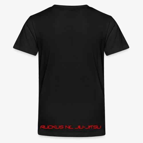 Ruckus Jiu Jitsu - Kids' Premium T-Shirt