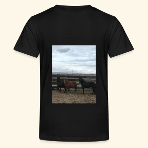 Support the Flintstone Family - Kids' Premium T-Shirt