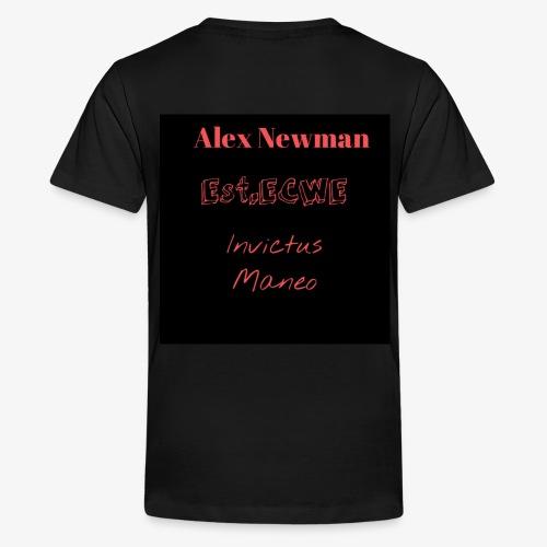 Alex Newman Merch - Kids' Premium T-Shirt