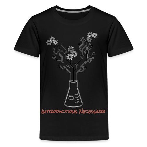 IN Logo Fixed - Kids' Premium T-Shirt