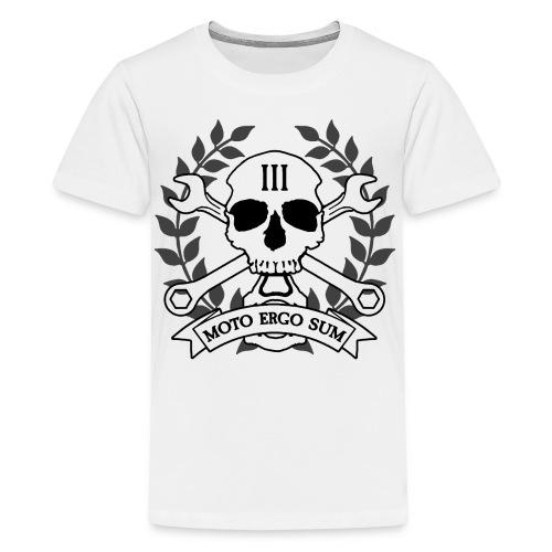Moto Ergo Sum - Kids' Premium T-Shirt