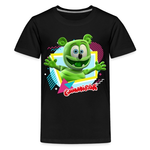 Shapes & Colors - Kids' Premium T-Shirt