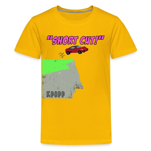 shortcut - Kids' Premium T-Shirt