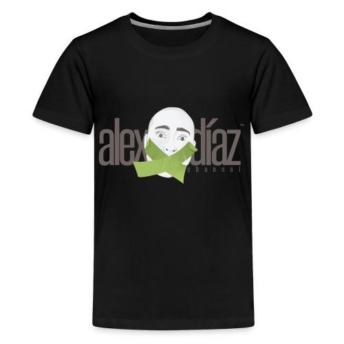 ALEX DIAZ LOGO - Kids' Premium T-Shirt