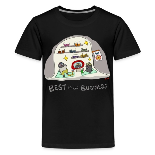 Best in the Business - Kids' Premium T-Shirt