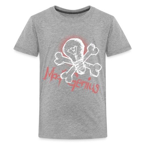 Mad Genius - On Dark - Kids' Premium T-Shirt