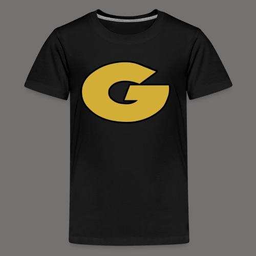 Golden G Logo png - Kids' Premium T-Shirt