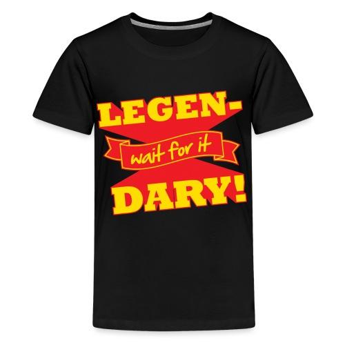 Legen-Dary - Kids' Premium T-Shirt