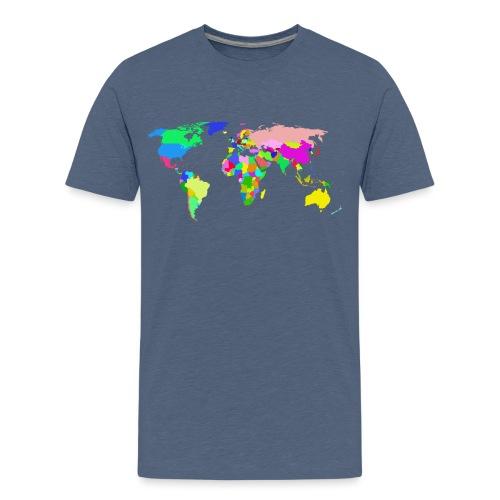 the world tshirt - Kids' Premium T-Shirt