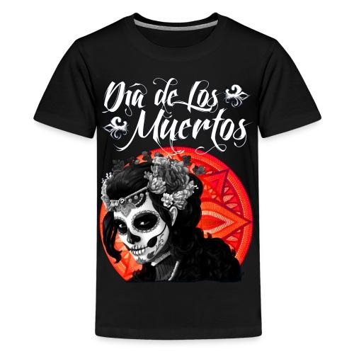 Dia de Los Muertos 01 - Kids' Premium T-Shirt