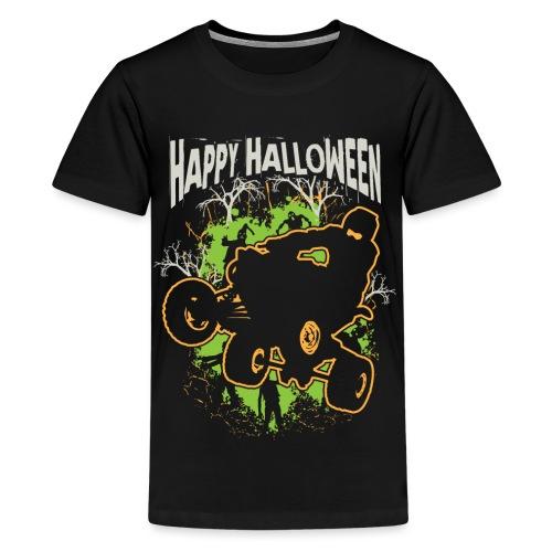 ATV Quad Happy Halloween - Kids' Premium T-Shirt