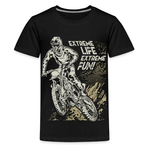 Extreme Enduro Life - Kids' Premium T-Shirt